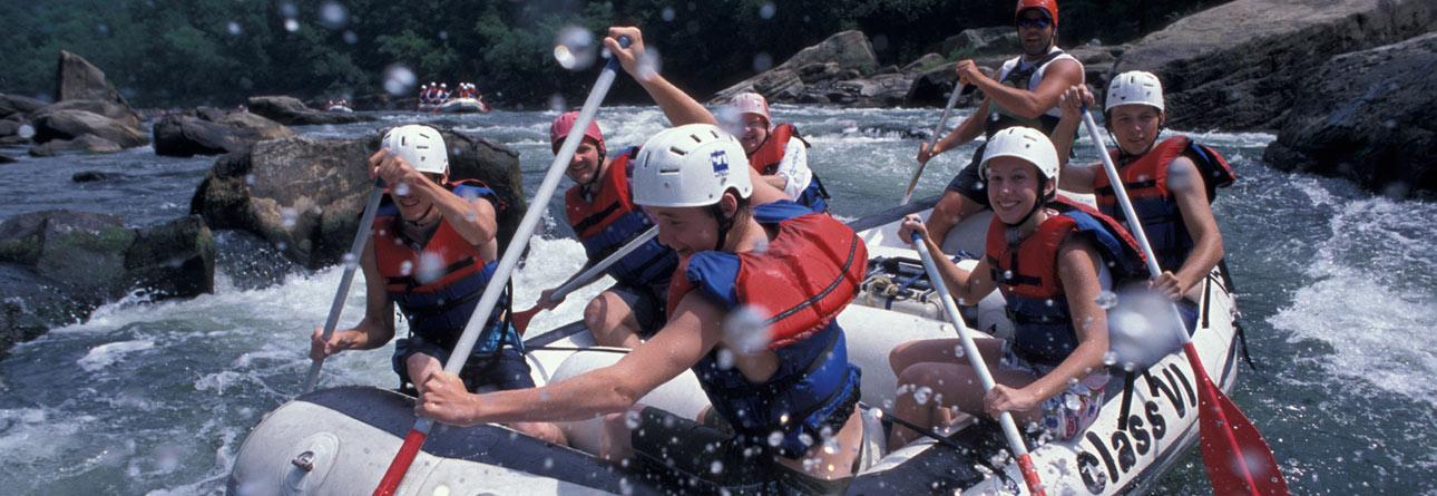 Class VI-Mountain River